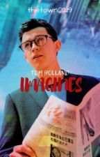 Tom Holland Imagines by thistown0219