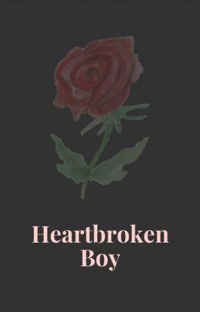 Heartbroken Boy by IanEmcee