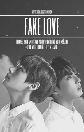 fake love | Vkook by agustdnotsuga