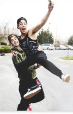 Love Triangle (a Cameron Dallas and Nash Grier fanfiction) by camburgers