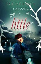little artist ⭑ a graphics portfolio by lokiofasgard_