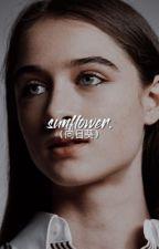 SUNFLOWER,      stanley uris.  by uriss-