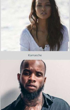 Karrueche  by hadidster43
