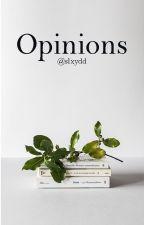 Opinions by slxydd