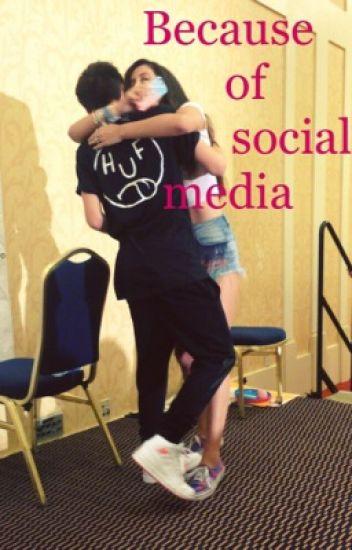 beacause of social media omahaswag wattpad