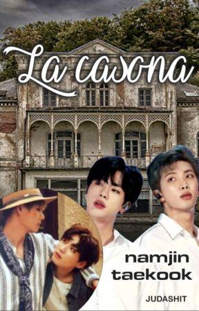 La casona (TAEKOOK) by judashit