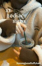 *•.¸♡ x1 zodiac signs ♡¸.•* by jaehyunandhismilk