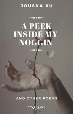 A Peak Inside my Noggin by xu_neko
