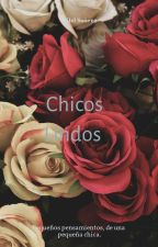 Chicos Lindos by _hilel2609_