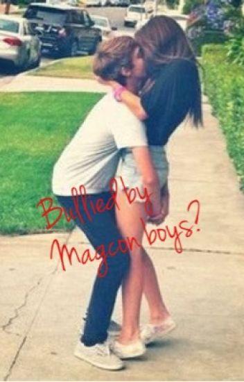 Bullied by magcon boys? (in editing)