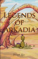 Legends of Arkadia - Forgotten World by heartof8iger