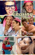 Chasing Him: A Zankie Fanfic by deftduffy