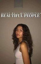 BEAUTIFUL PEOPLE ♚ GIF SERIES.  by -midnightlies