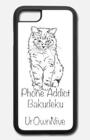 ⚠️Smut⚠️ - Phone Addict || Bakudeku by UrOwnNive