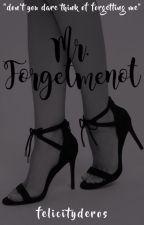 Mr. Forgetmenot by felicityderos
