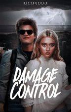 Damage Control / Steve Harrington (NEW COVER) by lolalolahey
