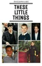 These Little Things (A Zouis Family Fic)  by nyctxphiliac