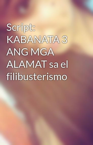 el filibusterismo kabanata 33 ang huling matuwid thesis Devil in the grove: thurgood marshall, the groveland boys, and the dawn of a new america.