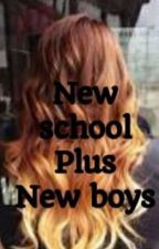 New school plus new boys by girlygirl222