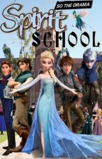 Spirit School by Flaming-Darkness