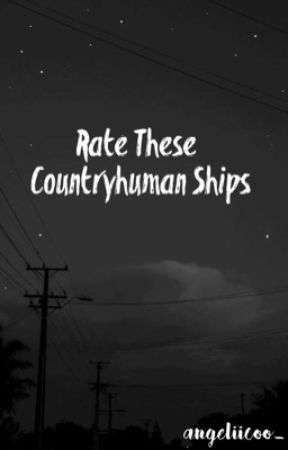 Rating your Countryhuman ships by TypixcalLemons