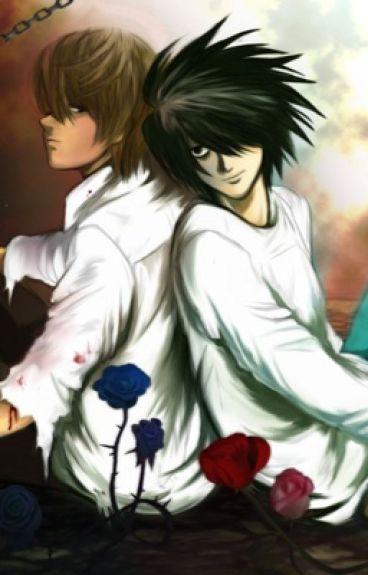 Death Note. (L x Reader x Light) - LinkThePokemon - Wattpad