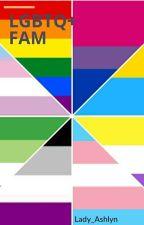 LGBTQ+ Fam by Lady_Ashlyn