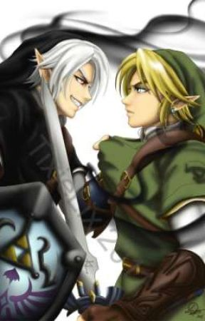 Dark Link x Link Roleplay  by Bloodyimperfections