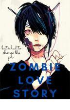 A Zombie Romance by 70XIC-INC