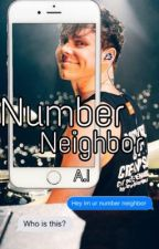 Number Neighbor // A.I by Ash_giggles94