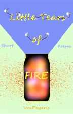 Little Tears of Fire (Short Poems) by VoxPasseris