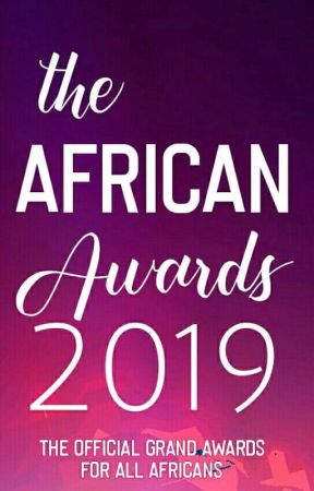 The African Awards 2019 by TheAfricanAwards