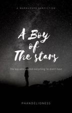 A boy of the stars by phandelioness