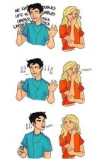 Percy Jackson:              Truth or Dare by julescoolz13