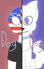 Dog Days by AlphaWolfArtStudios