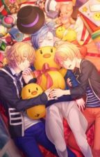 Sleeping Together (Ai, Syo and Natsuki's fanfic) by MikaTsukari