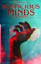 SUSPICIOUS MINDS - AIDDA by PortadasBeLike