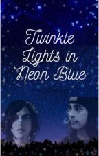 Twinkle Lights in Neon Blue (Kellic) by yourkellicis-showing