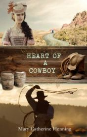 Heart of a Cowboy (Heart of Colorado #1) by caffrey1974
