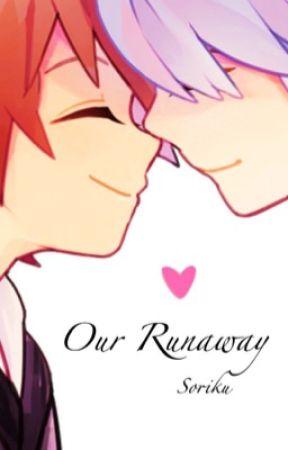 Our Runaway // Soriku (Sora x Riku) // Kingdom Hearts by Khatymiss