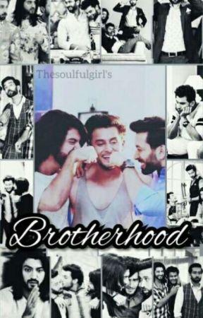 BROTHERHOOD by Thesoulfulgirl