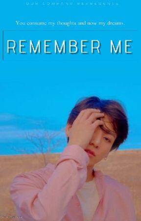 Remember Me by myngisz