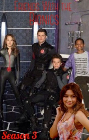 Friends With the Bionics: Season 3 (Lab Rats)