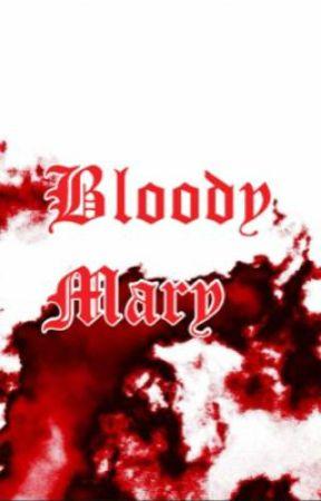 Bloody Mary by Gina_Cream