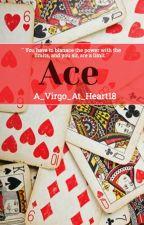 Ace {OC x HARRY HOOK} by A_Virgo_At_Heart18