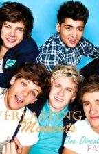 Everlasting Moments (One Direction Fan Fiction) by JessicaAudrey