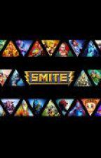 Smite Lore's by SukiSwordGaming