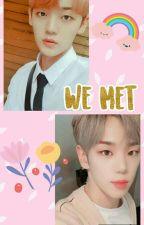 We Met / A.C.E Byeongkwan & Chan  by Oppa-MG