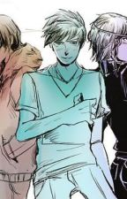 Children of The Big Three, Book 3: Titans Curse by Zeemko