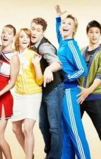 Glee (group chat fan fic) by ME2408